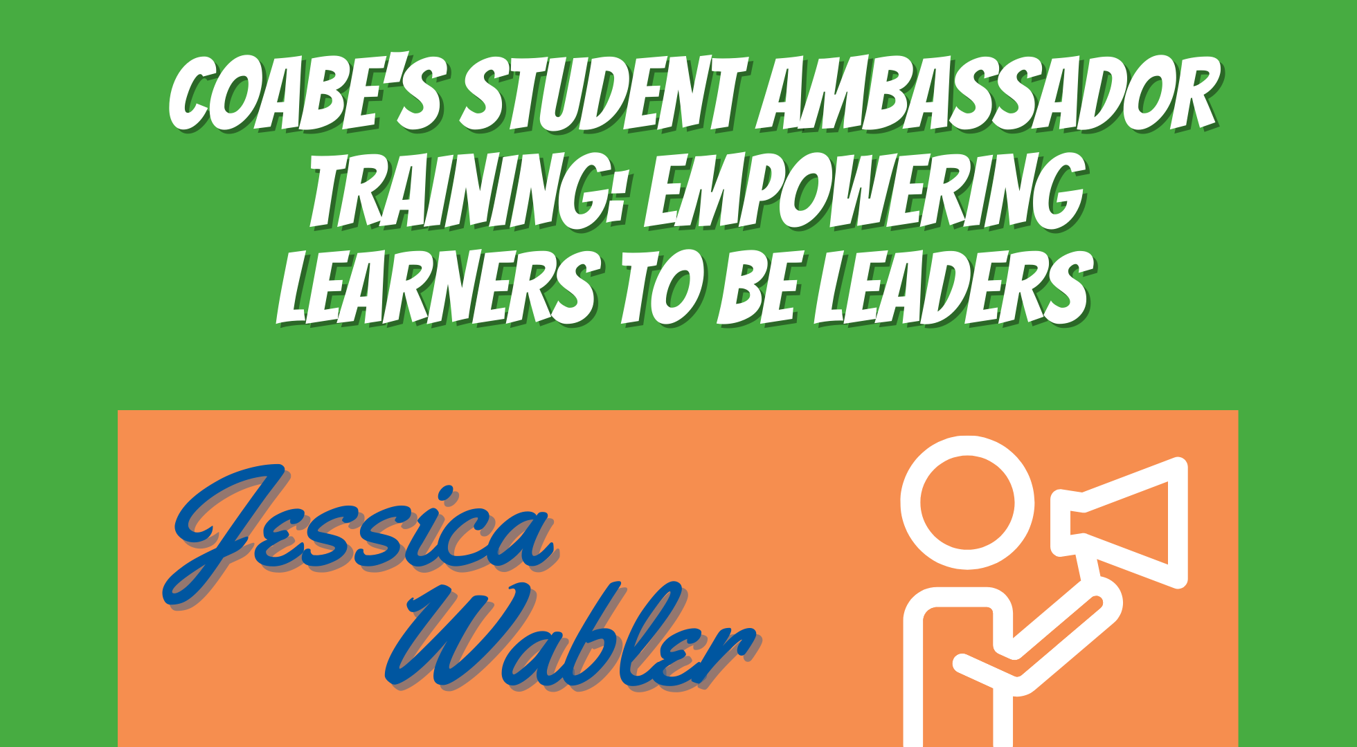 COABE's Student Ambassador Training: Empowering Learners to be Leaders