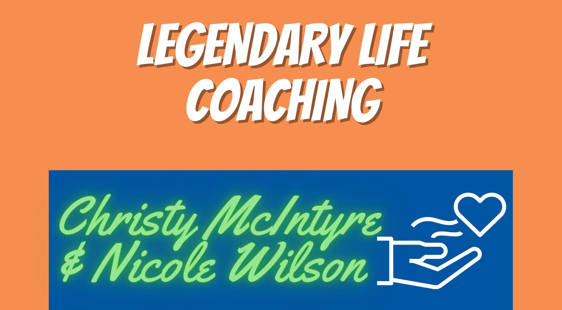 Legendary Life Coaching