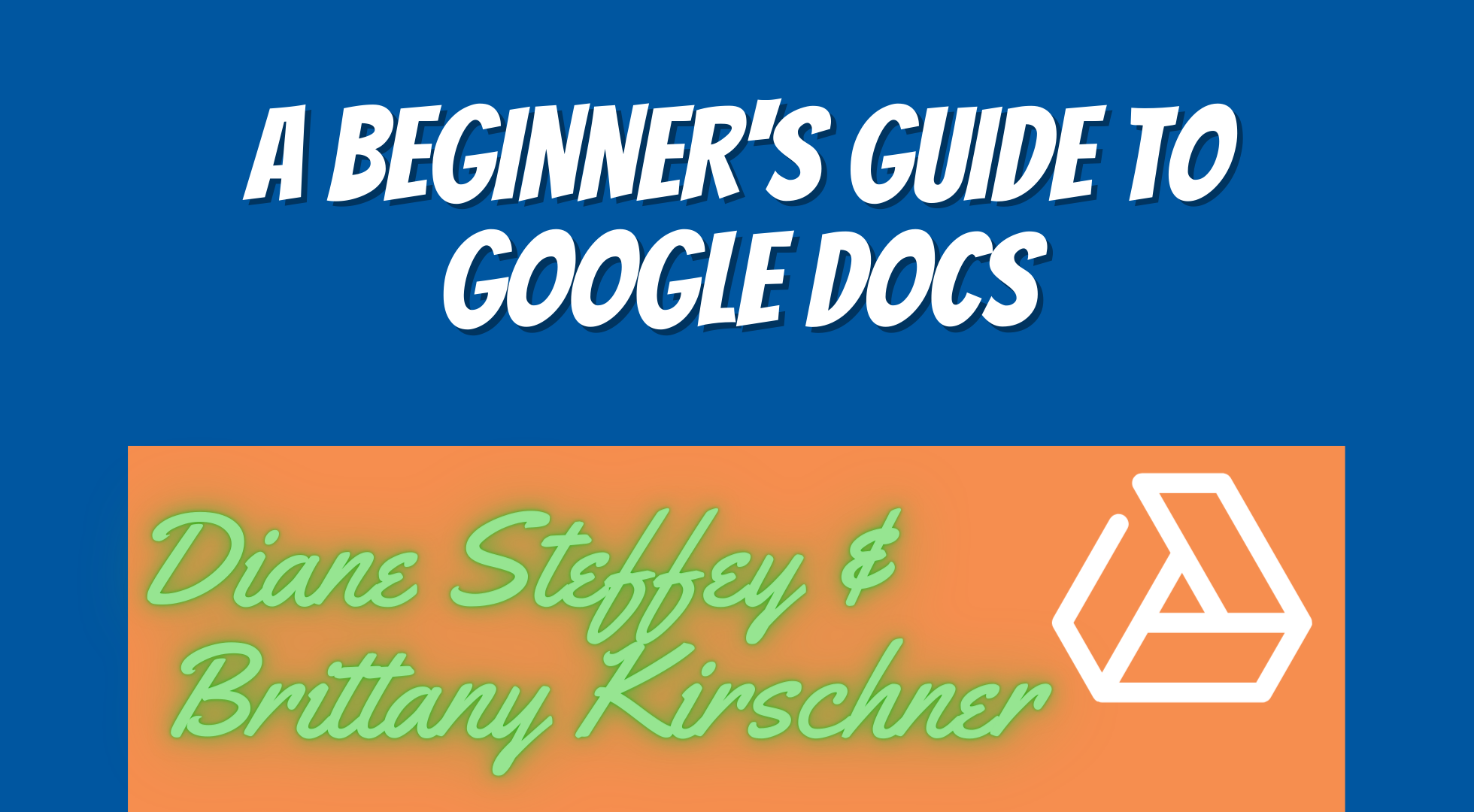 A Beginner's Guide to Google Docs