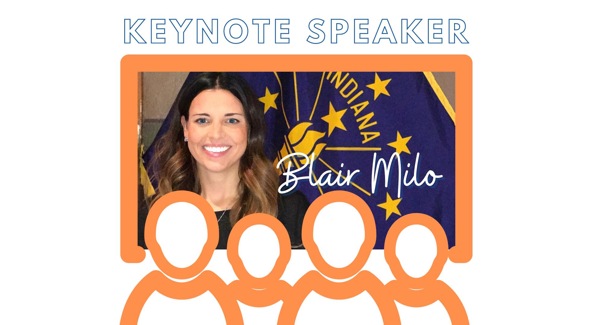 Blair Milo, Keynote IAACE Virtual Institute